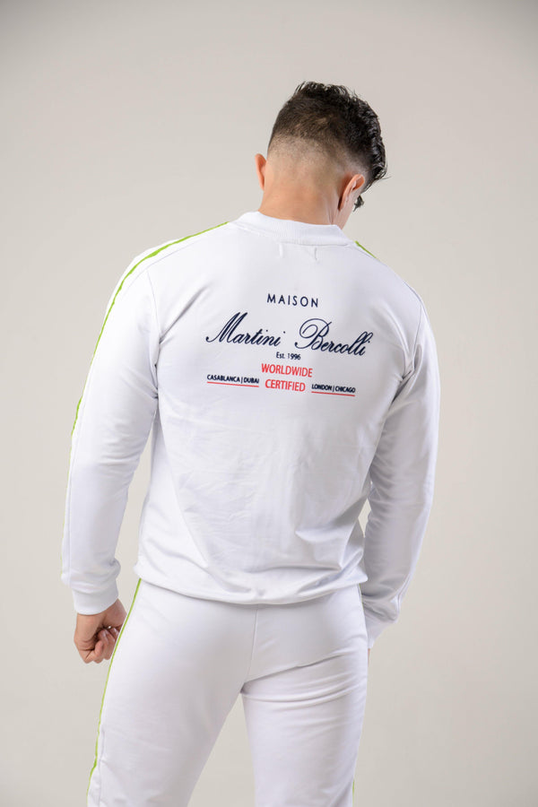 MB MEN'S BRANDED TRACKSUIT