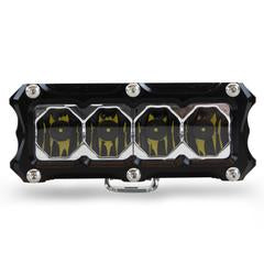 HERETIC 6 SERIES LIGHT BAR - BA-4 (Pair Pack) - Wide Open Parts