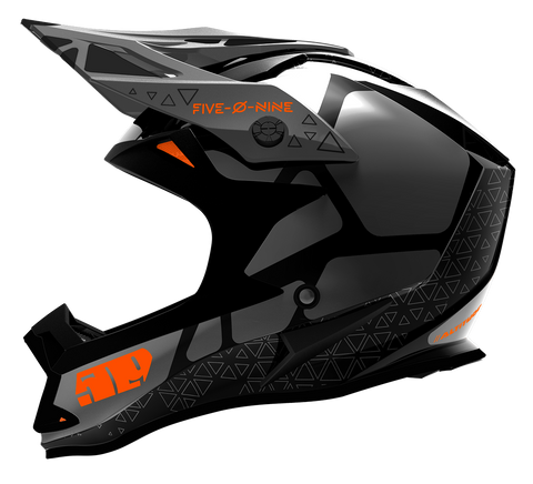509 Altitude Offroad Helmet - Wide Open Parts