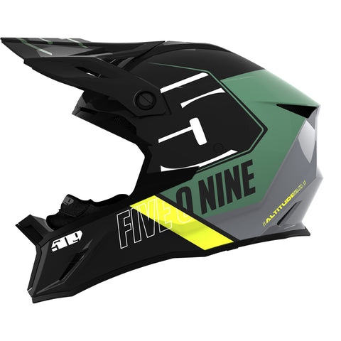 509 Altitude 2.0 Helmet - Wide Open Parts