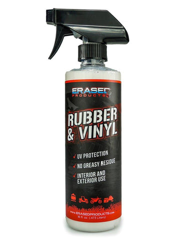 RUBBER & VINYL PROTECTANT - Wide Open Parts