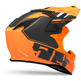 509 Altitude Carbon Fiber Pro R-Series Helmet - Wide Open Parts