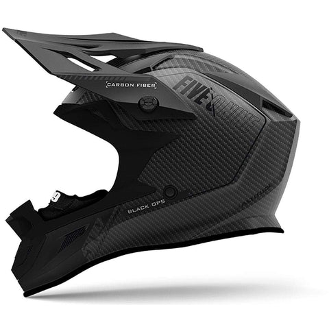 509 Altitude Carbon Fiber Pro Helmet - Wide Open Parts