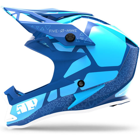 509 Altitude R-Series Offroad Helmet - Wide Open Parts
