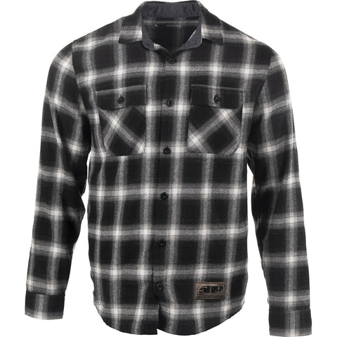 509 Basecamp Flannel Shirt - Wide Open Parts