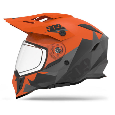 509 Delta R3 Offroad Helmet with Fidlock - Wide Open Parts