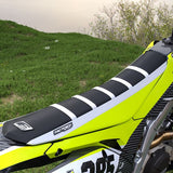 Factory Seat Ribbed Stripe Gripper Seat Cover - Wide Open Parts