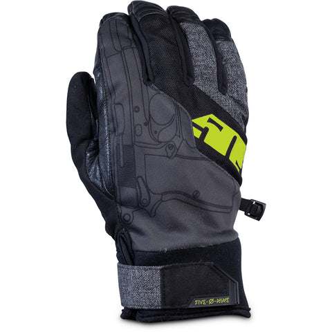 509 Freeride Gloves - Wide Open Parts