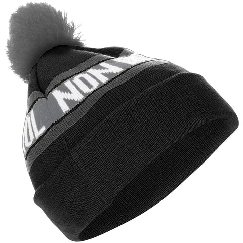 509 Petrol Pom Beanie - Wide Open Parts