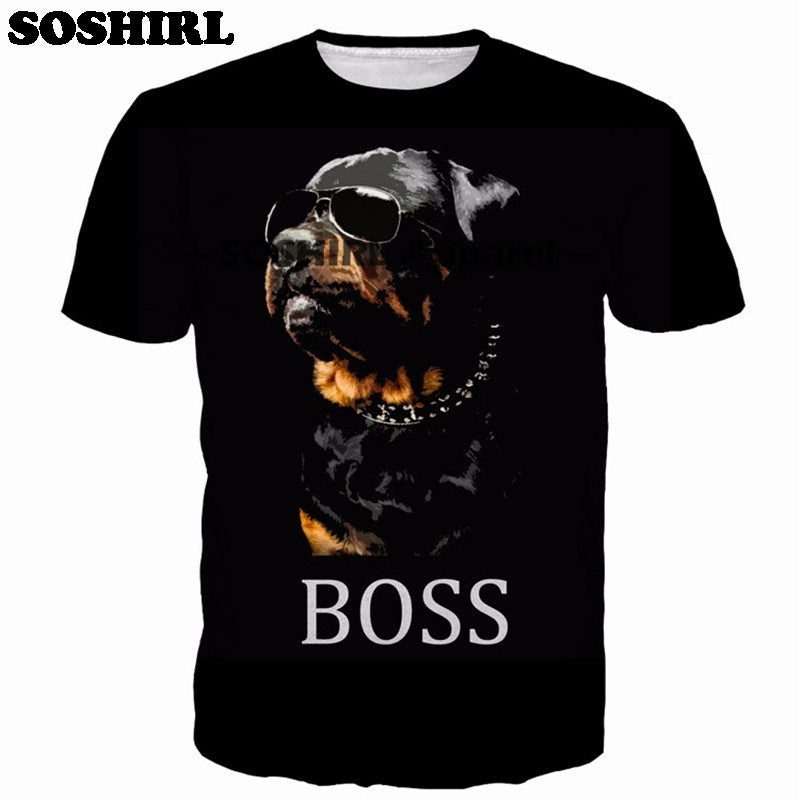 Mr.Dog Boss T Shirt