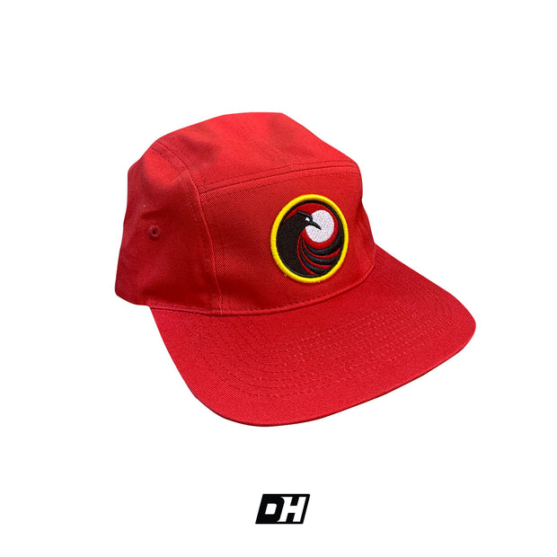 Red Blackbird Cap