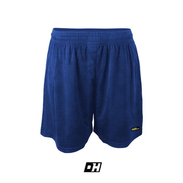 Acid Blue Mamba Fly Shorts