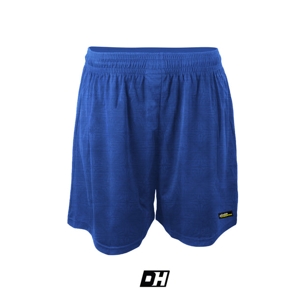 Acid Light Blue Mamba Fly Shorts