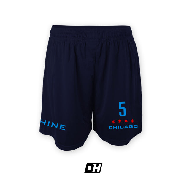 Chicago Machine Activ Shorts