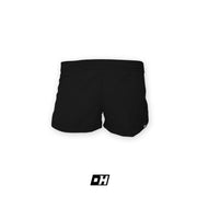 Black Activ Shorty Shorts