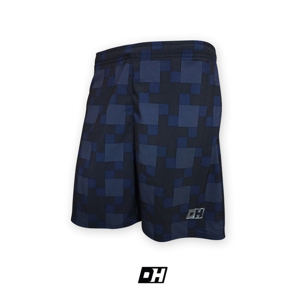 Checkered Activ Shorts