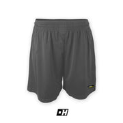 Dark Grey Fly Shorts