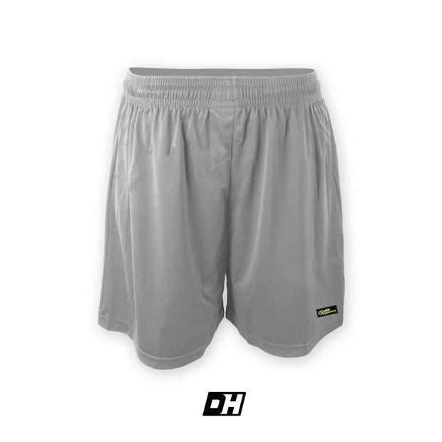 Light Grey Fly Shorts