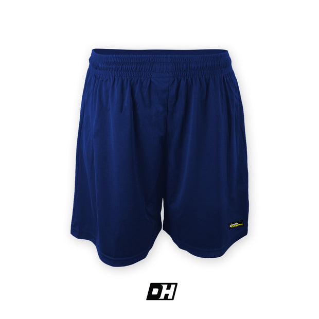 Navy Blue Fly Shorts