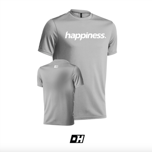 Grey Happiness Jersey