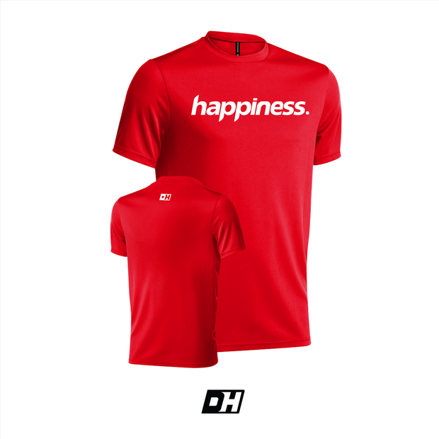 Red Happiness Jersey
