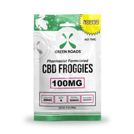 Assorted CBD Froggie Sourz 100mg
