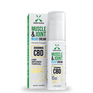 Soothing CBD Topical Cream – 300mg