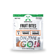 Assorted OTG CBD Fruit Bites 50mg