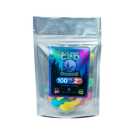 Assorted CBD Gummies 2oz 100mg