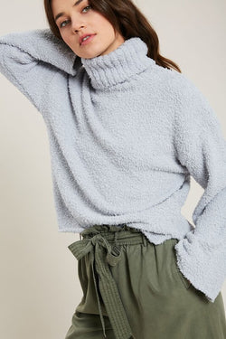 Snuggle Up Turtleneck Sweater