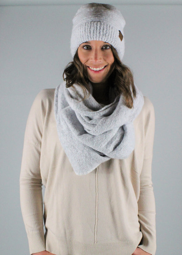 C.C Soft Oblong Scarf