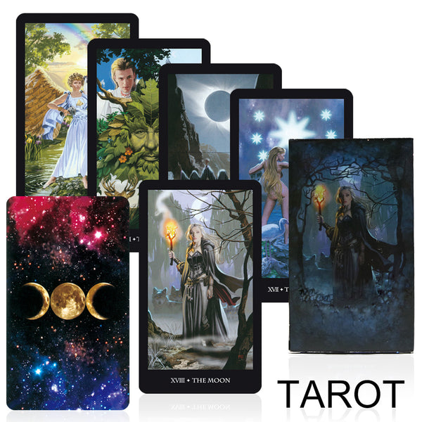 Tarots, Oracles, & Cartes
