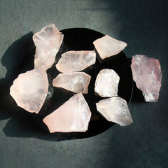 Pierre de Quartz Rose naturelle
