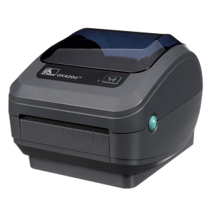 GK420D Zebra Direct Thermal Label Printer