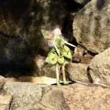 Fae Folk World Winged Flower Fairy Fern