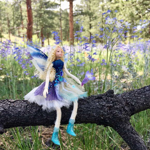 Fae Folk® World Winged Fairy Doll Hala