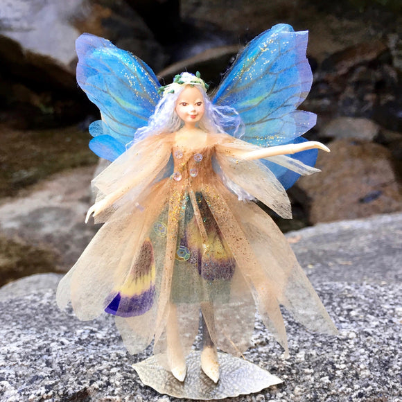 Fae Folk® World Winged Fairy Doll Jupiter