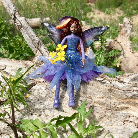 Fae Folk® World Winged Fairy Doll Neoma