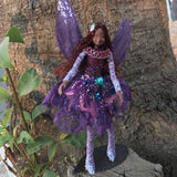 Fae Folk® World Winged Jewel Fairy Seraphina