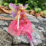 Fae Folk® World Winged Jewel Fairy Sparklette