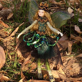 Fae Folk World Winged Jewel Fairy Em