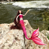 Fae Folk World Mermaid Fairy Coral Bell