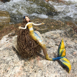 Fae Folk World Mermaid Fairy Dolphina