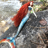 Fae Folk® World Mermaid Fairy Kelpie