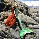 Fae Folk® World Mermaid Fairy Oceano
