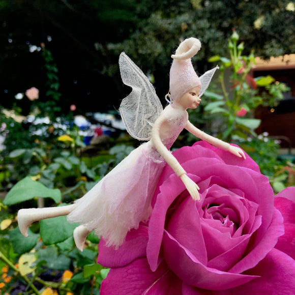 Fae Folk World Winged Stardust Fairy Doll Glimmer