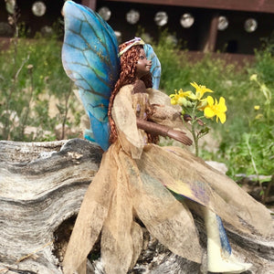 Fae Folk World Winged Fairy Doll Chandra