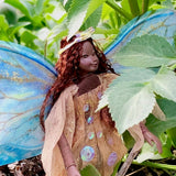Fae Folk World Winged Fairy Chandra