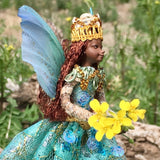 Fae Folk® World Winged Jewel Fairy Doll Tullia