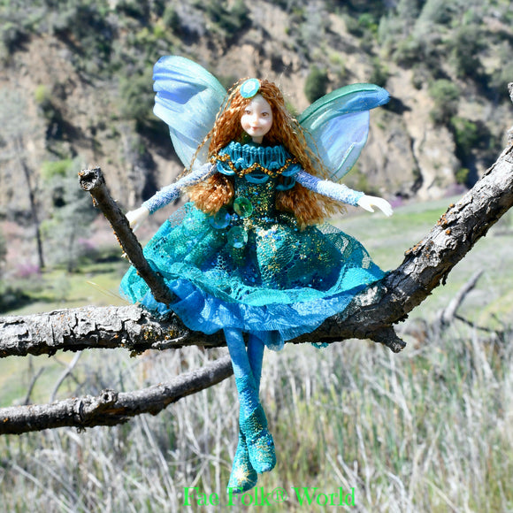 Fae Folk® Fairies - TOPAZ